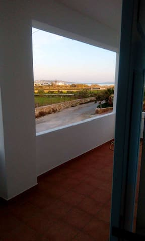 APARTMENT CLOSE TO THE BEACH AND ANTIPAROS TOWN - Antiparos - Pis