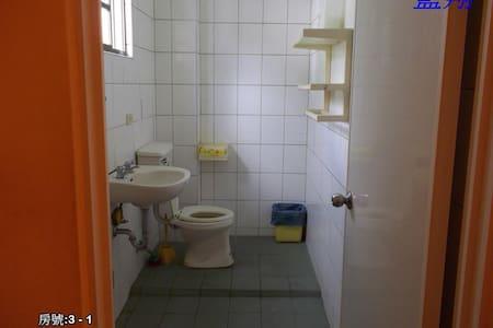 藍翔民宿 12人套房 - Lanyu Township