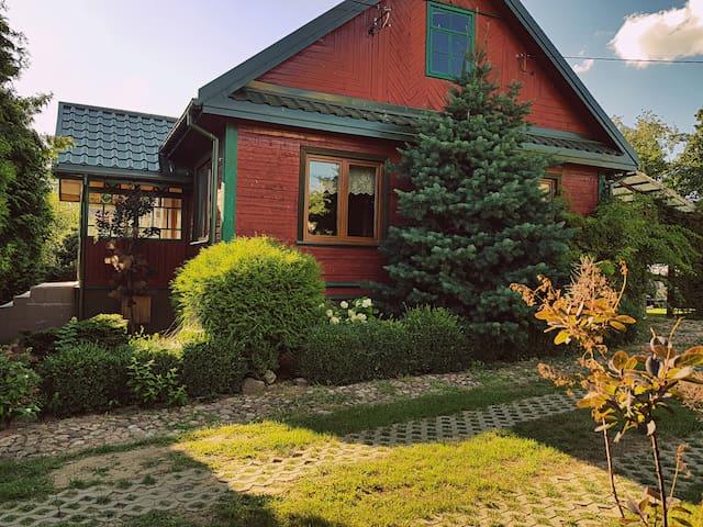 Dierewnia-chata blisko Białowieży