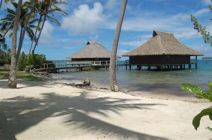 Our little private beach
