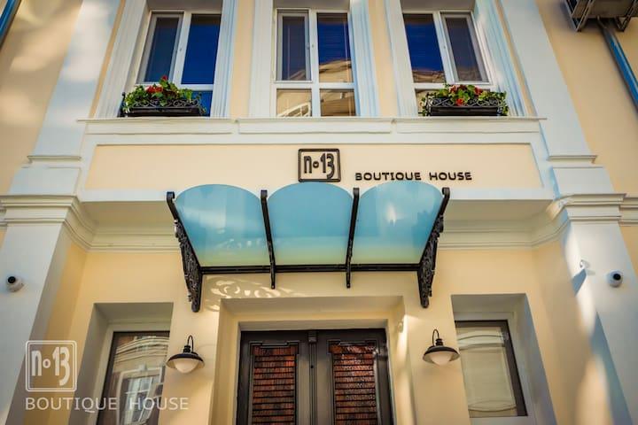 No13 Boutique House I COZY CORNER ROOM #1