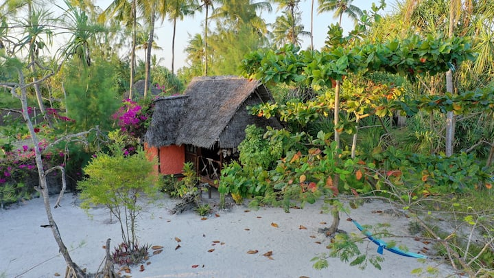 Peku Peku Beach Hut