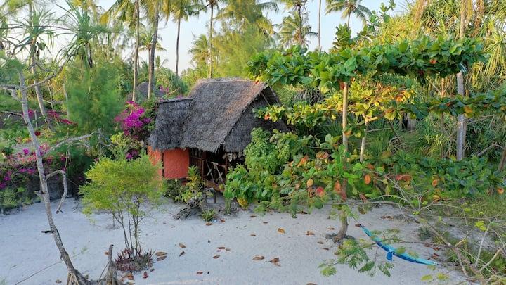 Peku Peku Beach Hut