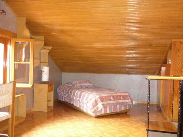 La cabaña, cozy flat