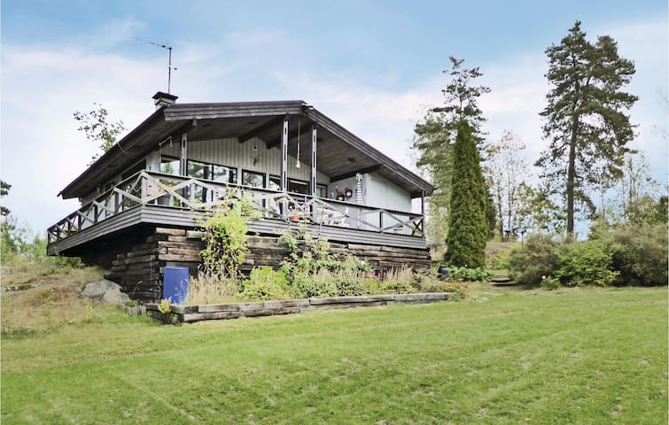 Holiday cottage with 2 bedrooms on 64 m² in Herräng