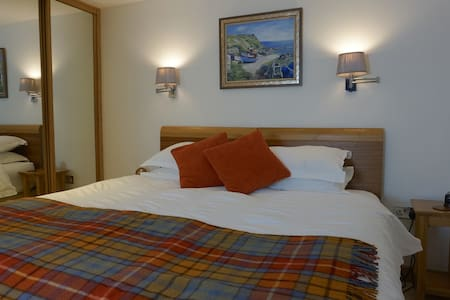 Lands End, En-Suite Room with private entrance