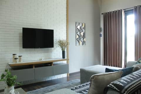Home.239b, 2Bedroom, 1.5km dari Prawirotaman