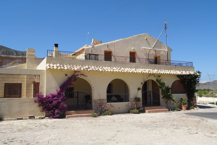Las Laderas - Rustic apartment with private pool - Alicante - Flat