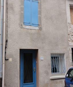 maison  Lespignan entre Béziers et Narbonne - Lespignan