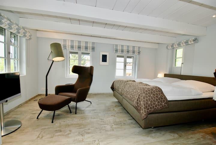 Ferienhaus Oberstaader1 - Erholung und Baukultur