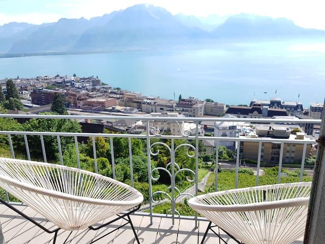 Montreux - Le Belvédère