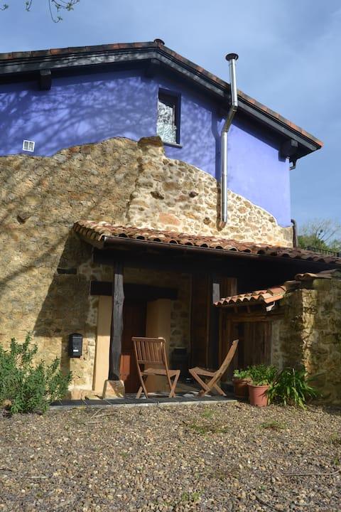 El Cabañu, Casa Aldea 1516