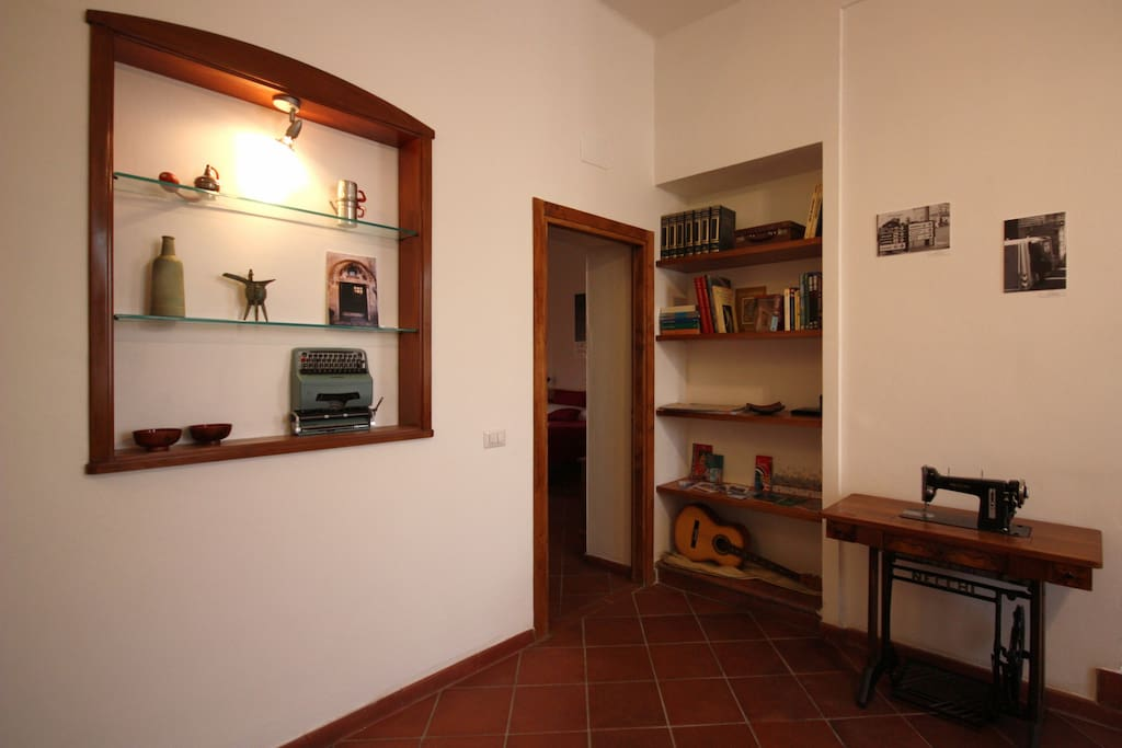salotto - living area