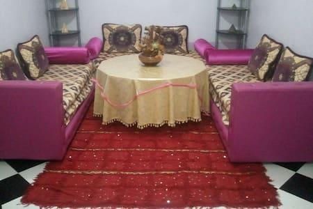 jolie appartement bien meubler - Oujda