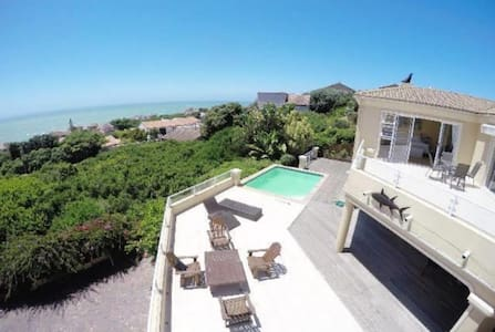 Our dream family surf house with fabulous seaview - Saint Francis Bay