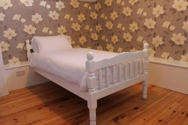 Selfcatering in beautiful Converted Barn - Ashford - 別荘