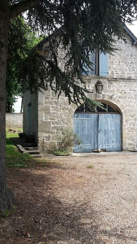 Little home near Paris - Nucourt - Talo