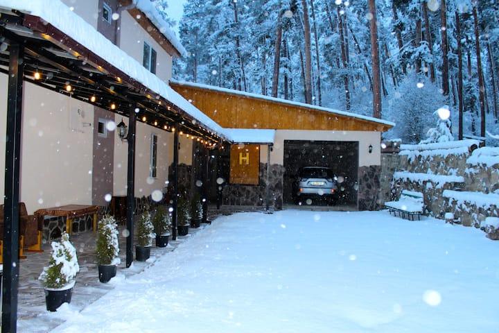 Likani-House's triple room
