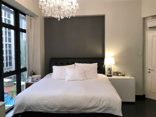 Dover Parkview Master ensuite all inclusive + MRT