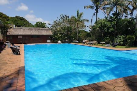 St Lucia 23 Manzini Chalets -Pumba's Den