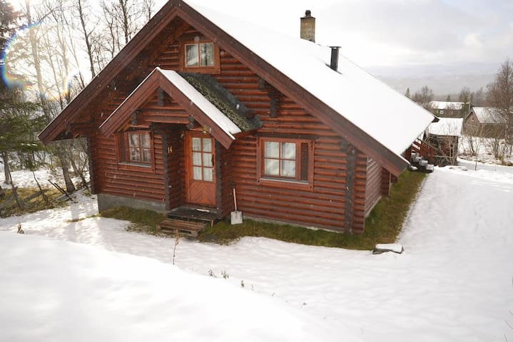Cozy cabin in the center of Beitostølen for 10pers