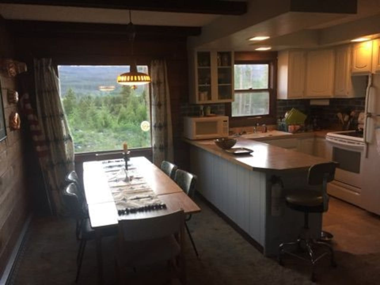Grand designs angela started building her hut in the garage at home - Retro Relaxo Cabin Houses For Rent In Grand Lake Colorado United States