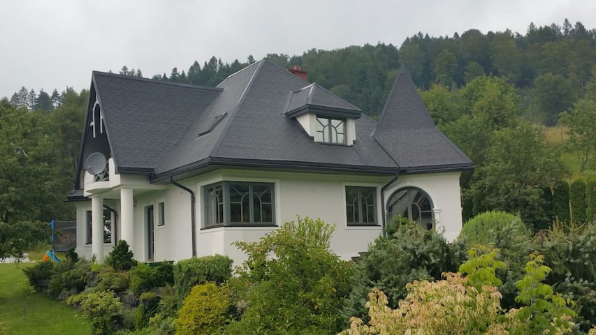 2Rooms to let for up to 4 or 5 people in Żegiestów