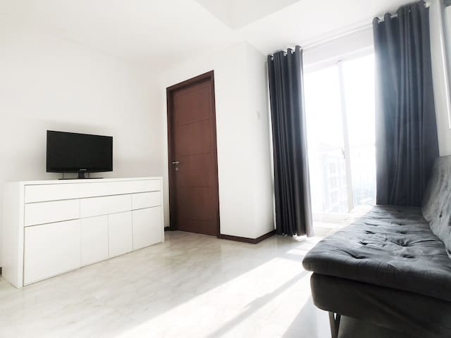 Royal Mediterania Garden Central Park-Simple 1 BR
