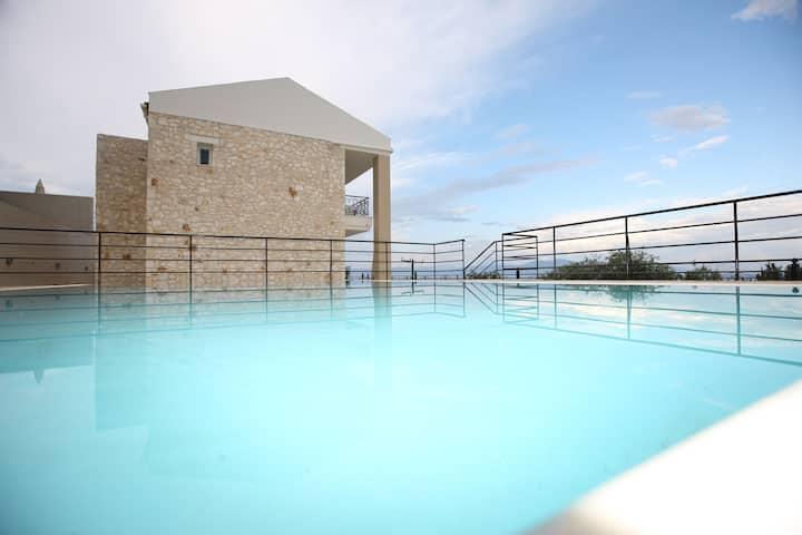 Villa Erato, Loggos, Paxos
