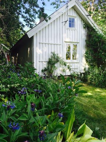 Sommerhuset på Brunstad - Stokke - Cabaña