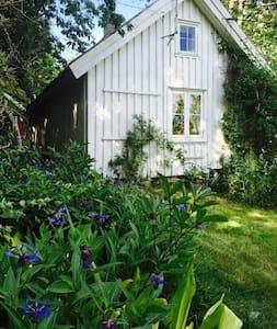 Sommerhuset på Brunstad - Stokke
