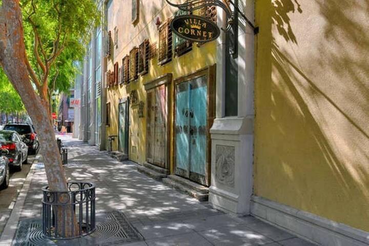 Luxury Penthouse on Santana Row - San Jose - Haus