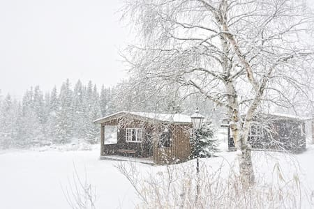 Fossheim Hytter i Hemsedal - Hemsedal - 통나무집