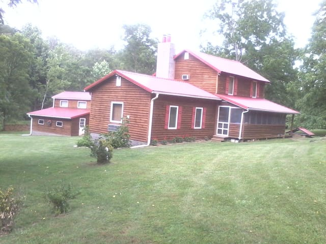 Beautiful log cabin - Mount Jackson