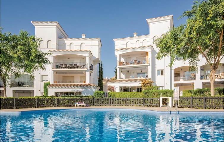 Holiday apartment with 2 bedrooms on 53m² in Roldán