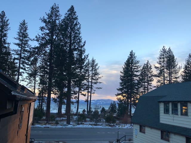 BEACHSIDE, Lake Tahoe,  CA, Downtown, Kings Beach