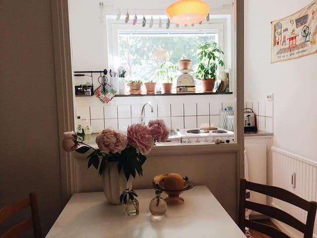 Cosy apartment close to hipster-Söder