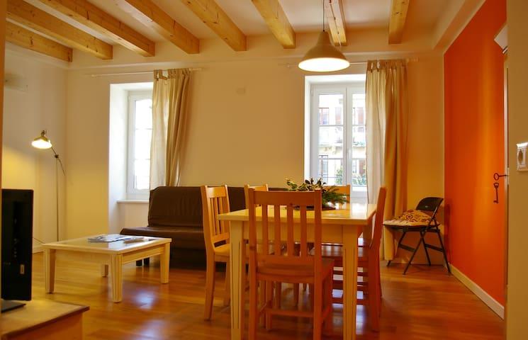 Appartamenti Il Gufo Vacanze - Borgo Valsugana - Apartamento
