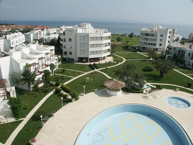 ida tatil sitesinde daire - Güre - Apartment