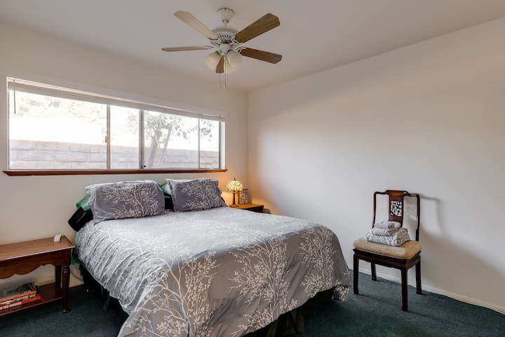 Lovely Guest Room w/Great Backyard & Free Parking