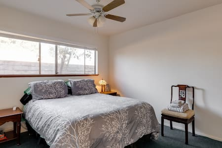 Lovely Guest Room w/Great Backyard & Free Parking