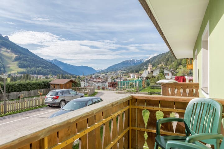 Charming Holiday Apartment Cima 11 (CIPAT number: 022250-AT-054074) with Mountain View, Wi-Fi, Balcony & Garden; Parking Available, Pets Allowed