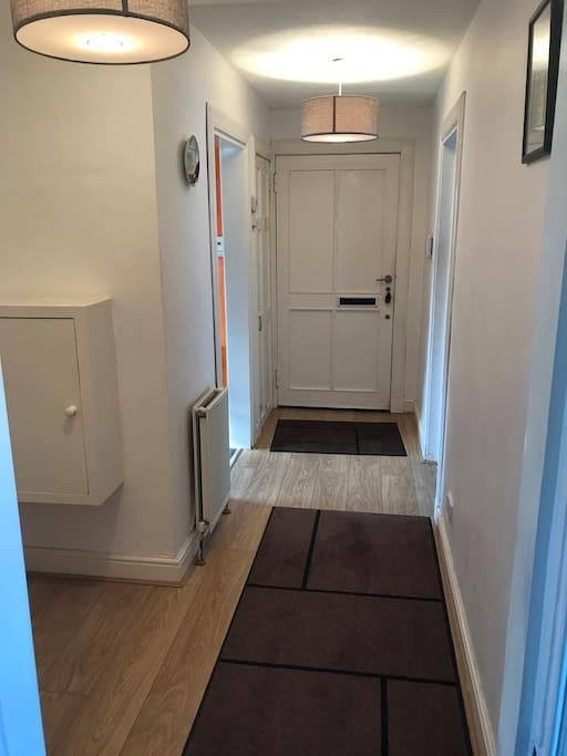 Hallway Photo 1