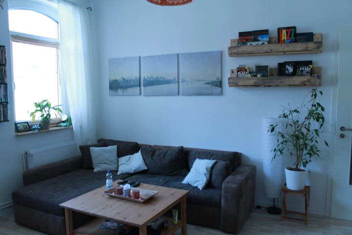 Gemütliches Apartment (messenah!)(close to Fair!) - Hannover - Pis
