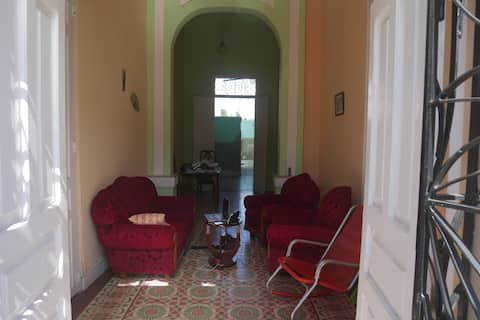 Casa Balcon de Tivoli
