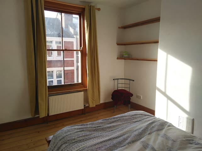 Large, bright double room in St. Werburgh's