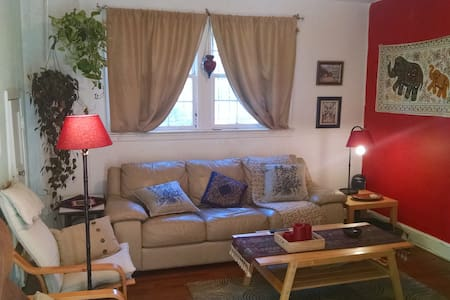 Quiet and cozy 1BR in N. Gtown
