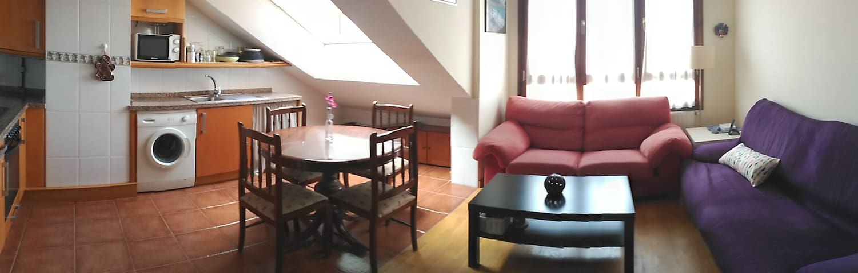Apartamento en el centro de Villaviciosa - Villaviciosa - Apartemen