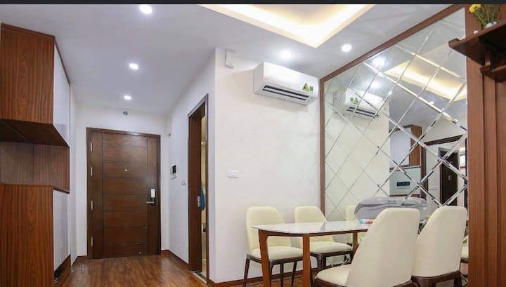 Phòng đẹp đầy đủ tiện nghi sinh hoạt...
