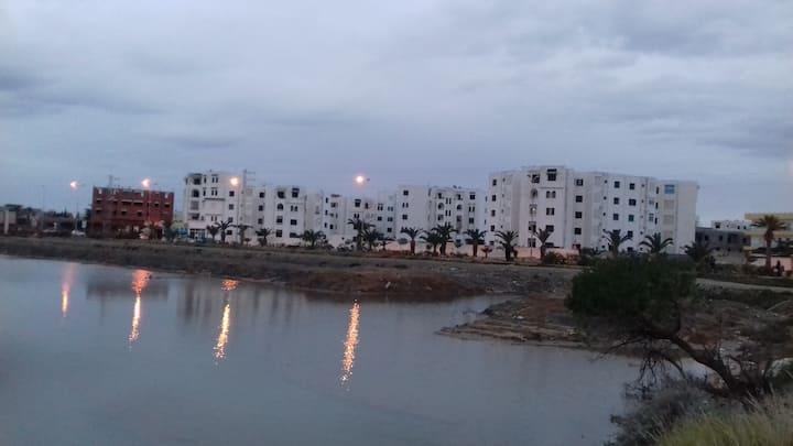 Appartement aux Sahline entre Sousse et Monastir